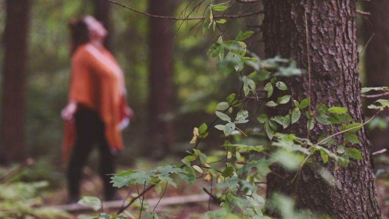 Metsänväen matkassa